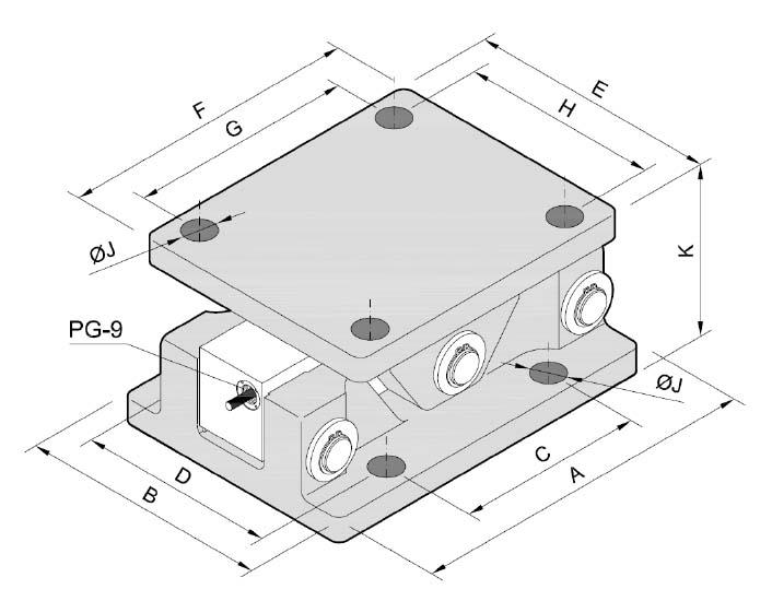 Compression Sensor for Silo